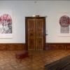 """Dobroslav Houbenov: """"Printing Time"""", Diplominstallation"""